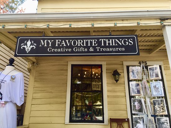 Nevada City, CA: My Favorite Things