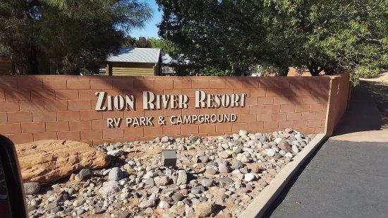 Zion River Resort: Impeccable!