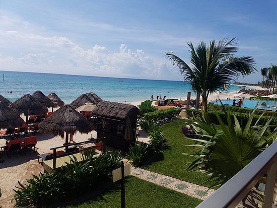 Beautiful Views From Every Location Picture Of Now Jade Riviera Cancun Puerto Morelos