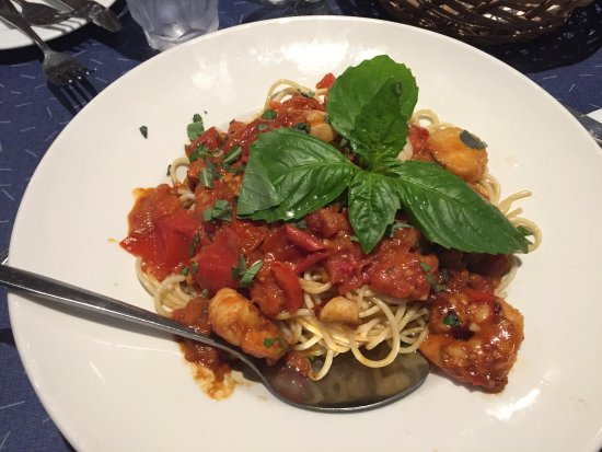 Niles, IL: Aegean Sea Pasta - Like being on a Greek Island
