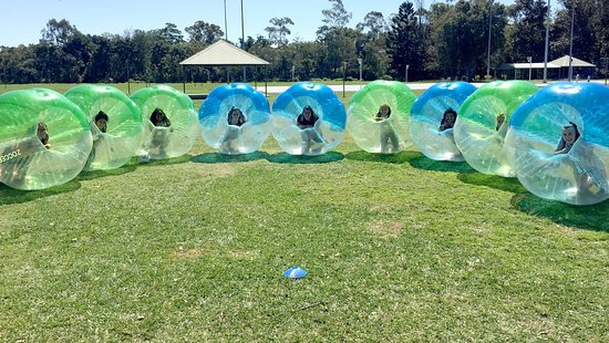 Zoccer Sports - Bubble Soccer