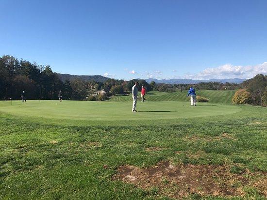 Weaverville, Carolina del Norte: Reems Creek Golf Club