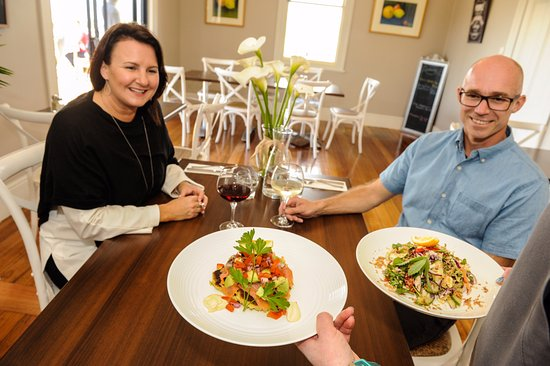 Legana, Australia: A relaxed cafe space offering a variety of meal made by our talented Chefs utilising local p