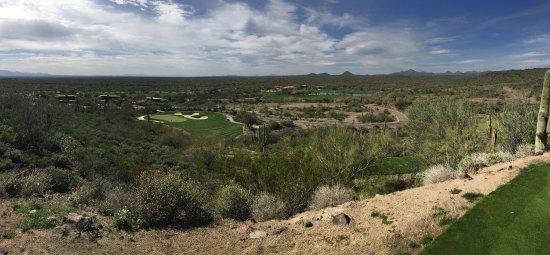 Quintero Golf Club: No. 6, par 3
