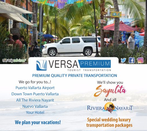 Sayulita, Mexico: Special Wedding Luxury Transportation Packages
