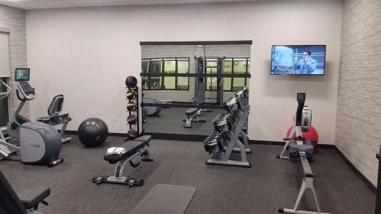 Westwood, MA: Gym