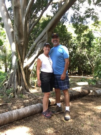 """Kilauea, HI: We so enjoyed our time in Kauai!  This tour was a big highlight of our time.  We are now """"Noni F"""