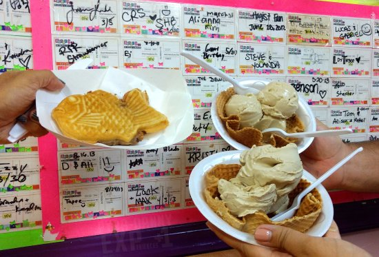 three fx ice cream and waffles jacksonville restaurant reviews phone number photos tripadvisor