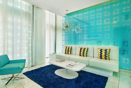 W South Beach: Bliss Relaxation Room