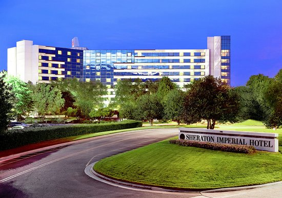 Sheraton Imperial Hotel Raleigh-Durham Airport at Research Triangle Park: Exterior
