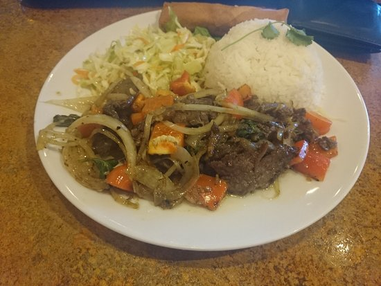 Pho Viet Vietnamese Cuisine: Beef and Basil - Lunch special