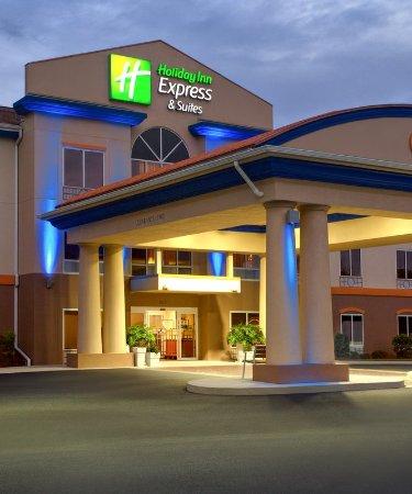 Lecanto, ฟลอริด้า: Hotel Exterior