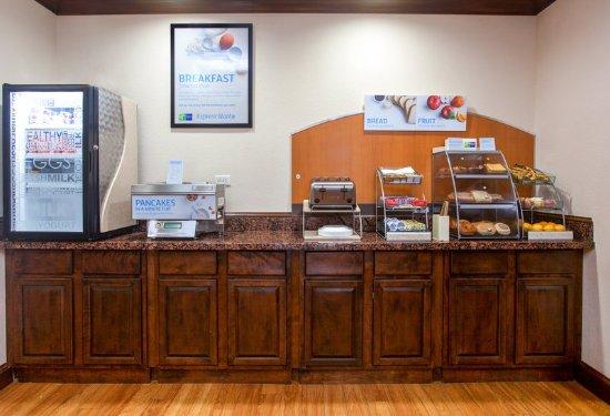 Lecanto, Flórida: Breakfast Bar