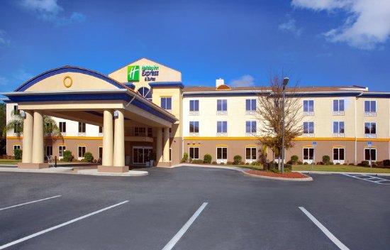 Lecanto, Flórida: Hotel Exterior