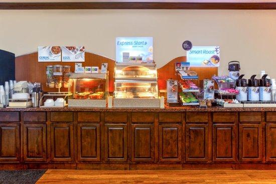 Lecanto, FL: Breakfast Bar