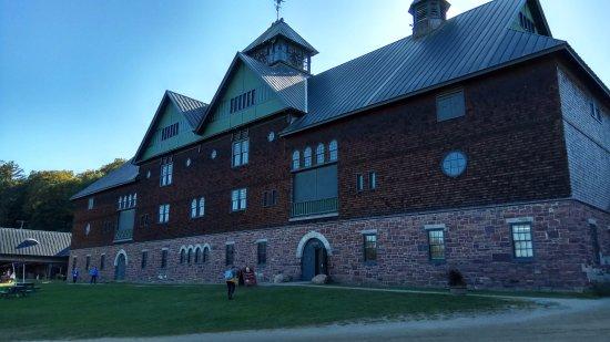 Shelburne Farms: Main Barn