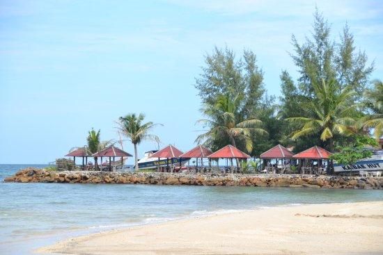 Kai Bae Beach: берег пляжа