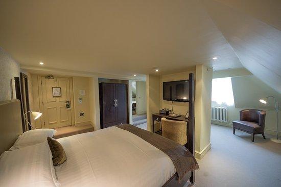 Stoke Poges, UK: Guestroom