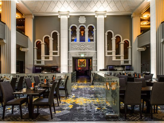 Restaurant Picture Of Radisson Blu Plaza Hotel Helsinki