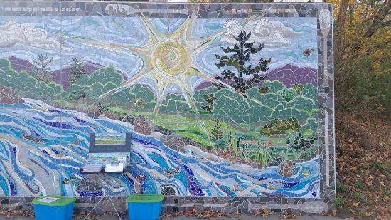 North Creek Mosaic Project: sunshine...