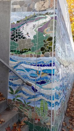 North Creek Mosaic Project: chipmunks?