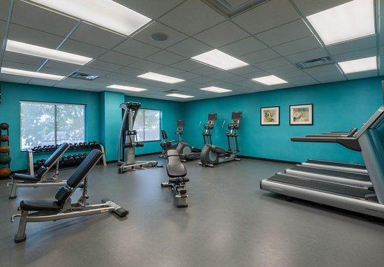 Fitness center picture of fairfield inn suites buffalo for K kitchen company cheektowaga ny