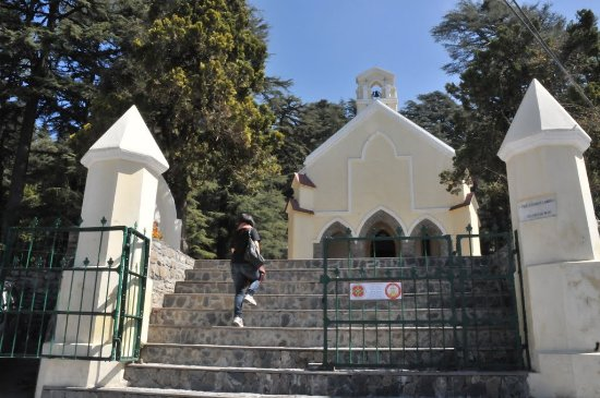 ‪St. Paul's Church, Landour‬