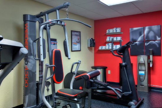 Cayce, SC: Fitness Center