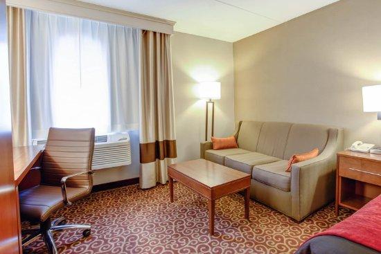 Comfort Inn Bangor: Guest Room