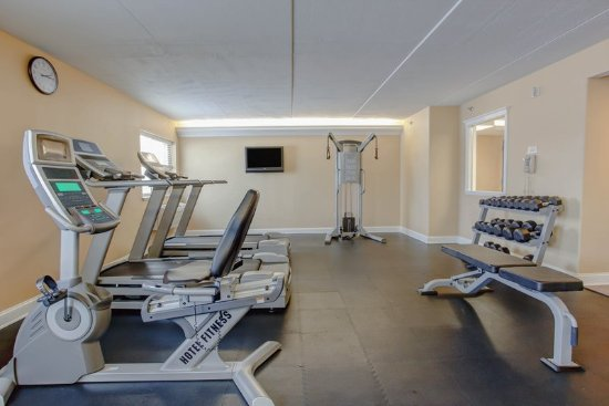 Comfort Inn Bangor: Fitness Center
