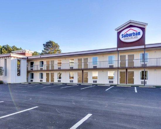 Selma, Carolina del Nord: Hotel exterior
