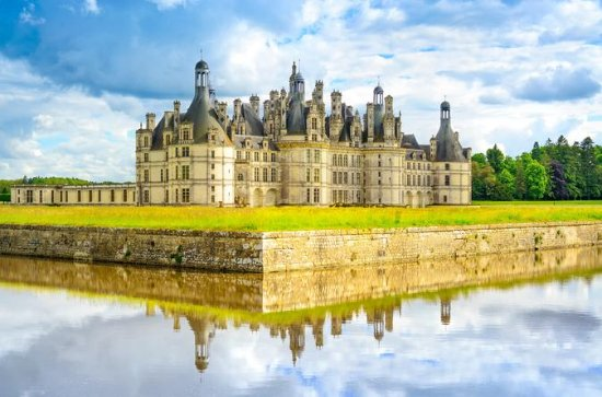 Tour naar de kastelen in het Loiredal ...