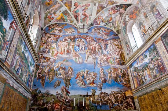 Sistine Chapel VIP Private Viewing...