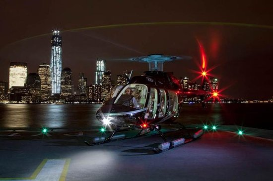 New York Night Helicopter Flight and...