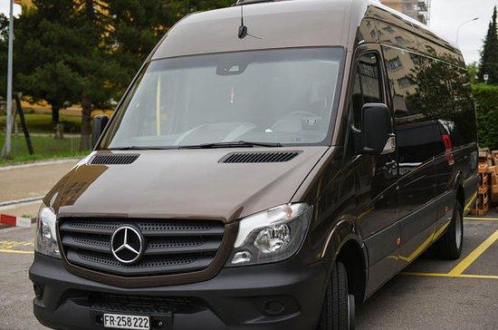 Private Arrival Transfer: Zurich