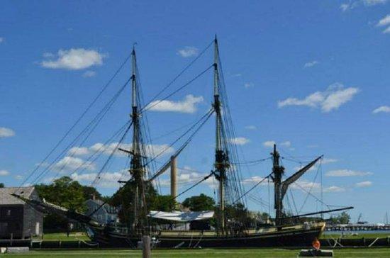 Historic Overview of Salem Walking...