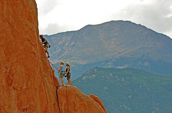 Private Rock Climbing at Garden of ...