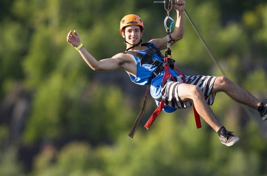 Small Group Mega Ziplines Tour with...