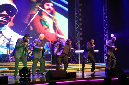 Pigeon Forge's Soul of Motown Tribute...