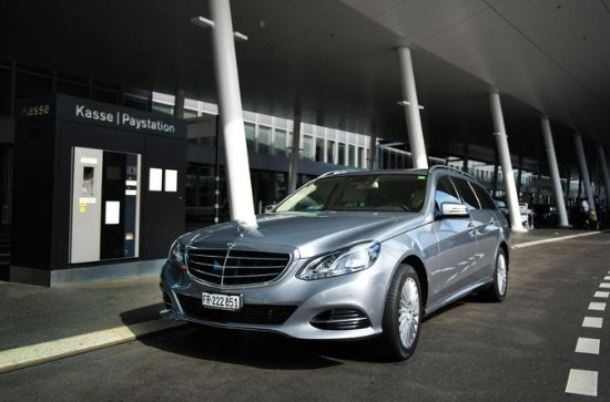 Private Arrival Transfer from Zurich Airport to St Gallen