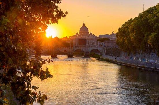 Roma en 1 día: principios del Vaticano, Coliseo Saltarse la línea con mini-crucero y almuerzo: Rome in 1 day:early Vatican,mini-cruise, lunch,Forum and Colosseum skip-the-line