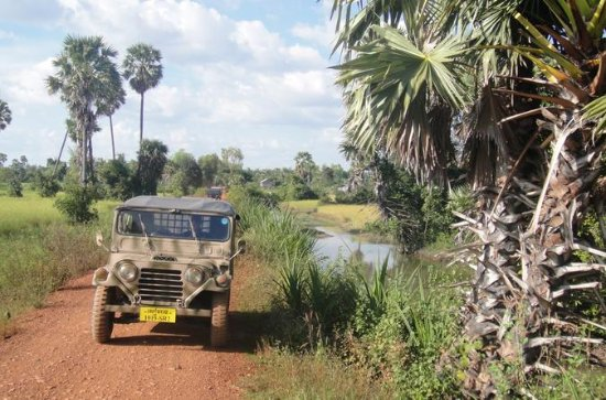 Siem Reap Countryside Jeep Tour
