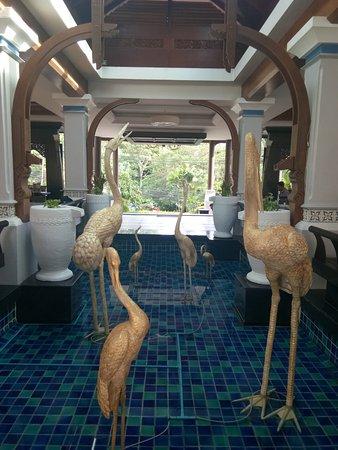 Andaman Cannacia Resort: ล๊อบบี้