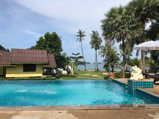 Bailan Beach Resort: La piscine