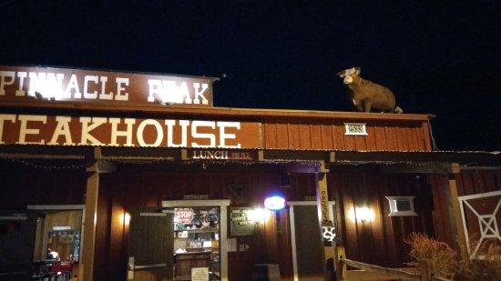 Colton, CA: Pinnacle Peak Steakhouse
