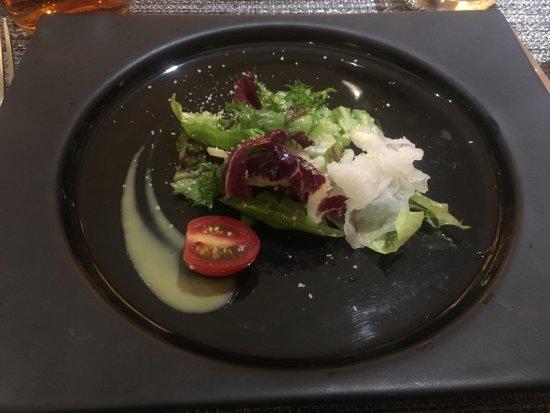 Gen Zen Teppanyaki - Windsor Hotels: appetizer 1