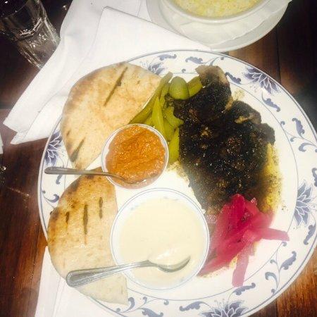 Rumi montr al outremont restaurant avis num ro de - Cuisine libanaise montreal ...