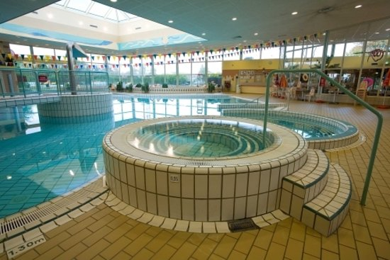 Alphen aan den Rijn, Países Bajos: Zwembad de Hoorn