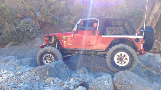 Las Vegas Rock Crawlers: Rock Crawling