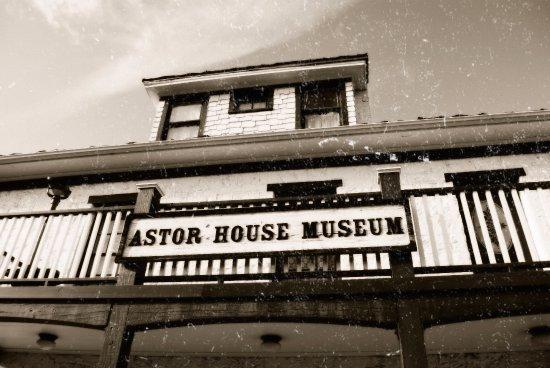 Colorado Haunted History Tours: Astor House in Golden, Colorado